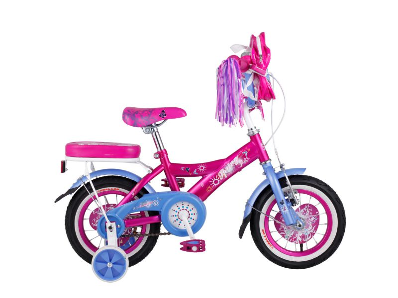 element kids bike spring 12 pink