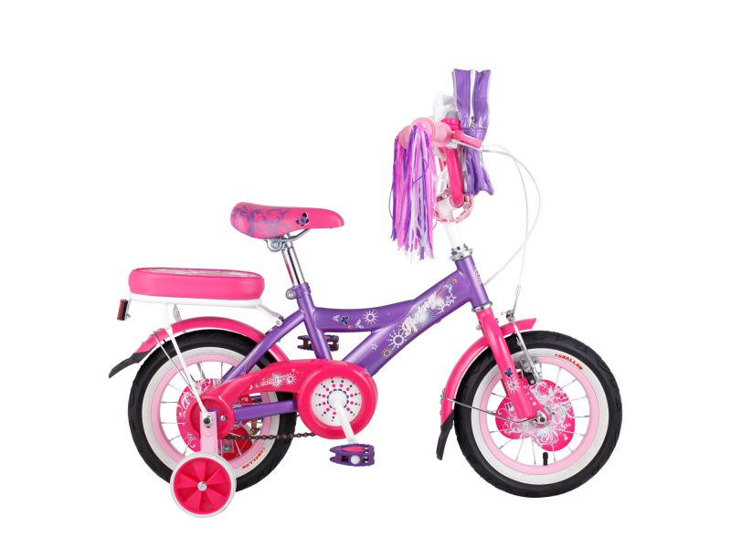 element kids bike spring 12 ungu