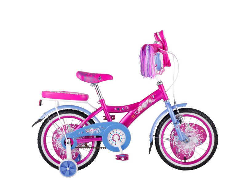 Element kids bike spring 16 pink